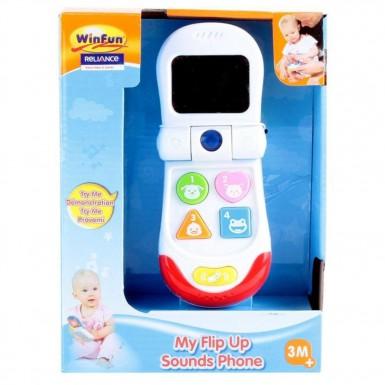 Телефон мобильный музыкальный