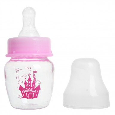 """Бутылочка для кормления """"Замок принцессы"""" 60 мл"""