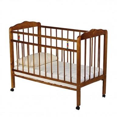 """Кровать детская """"Женечка-1"""" на колесах"""
