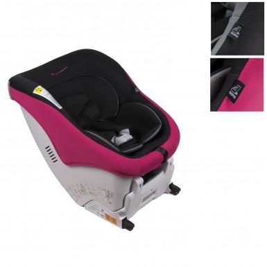 Кресло детское автомобильное Cute Fix, группа 0+, Isofix