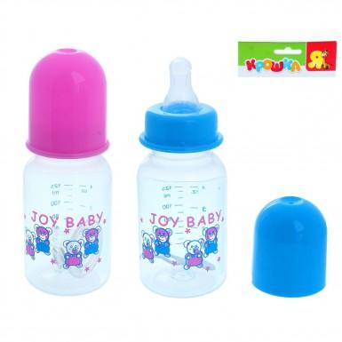 """Бутылочка для кормления """"Joy baby"""" 125 мл"""