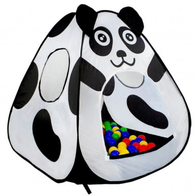 """Игровой домик-палатка """"Панда"""" + 100 шаров"""