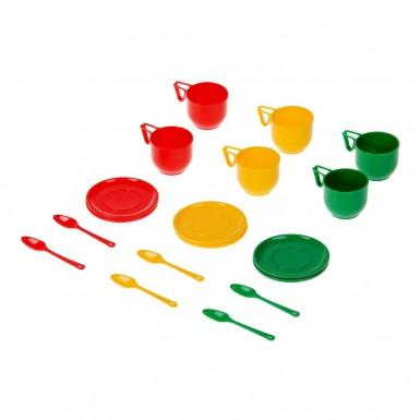 Набор посуды, 18 предметов