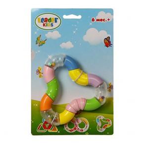 """Развивающая игрушка-погремушка """"Спираль"""""""