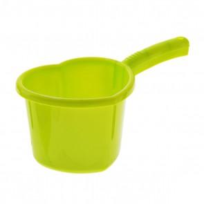 """Ковш """"Сердечко"""" (1,5 л.) зеленый"""