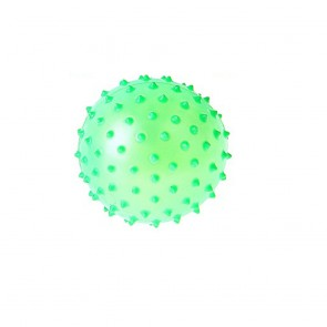Мячик массажный 8 см (зеленый)
