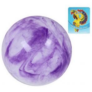 """Мяч """"Слияние цвета"""" 20 см (фиолетовый)"""