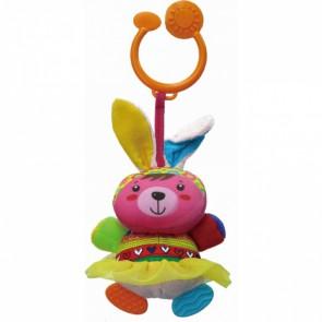 """Подвесная игрушка """"СЧАСТЛИВЫЕ ЖИВОТНЫЕ"""""""